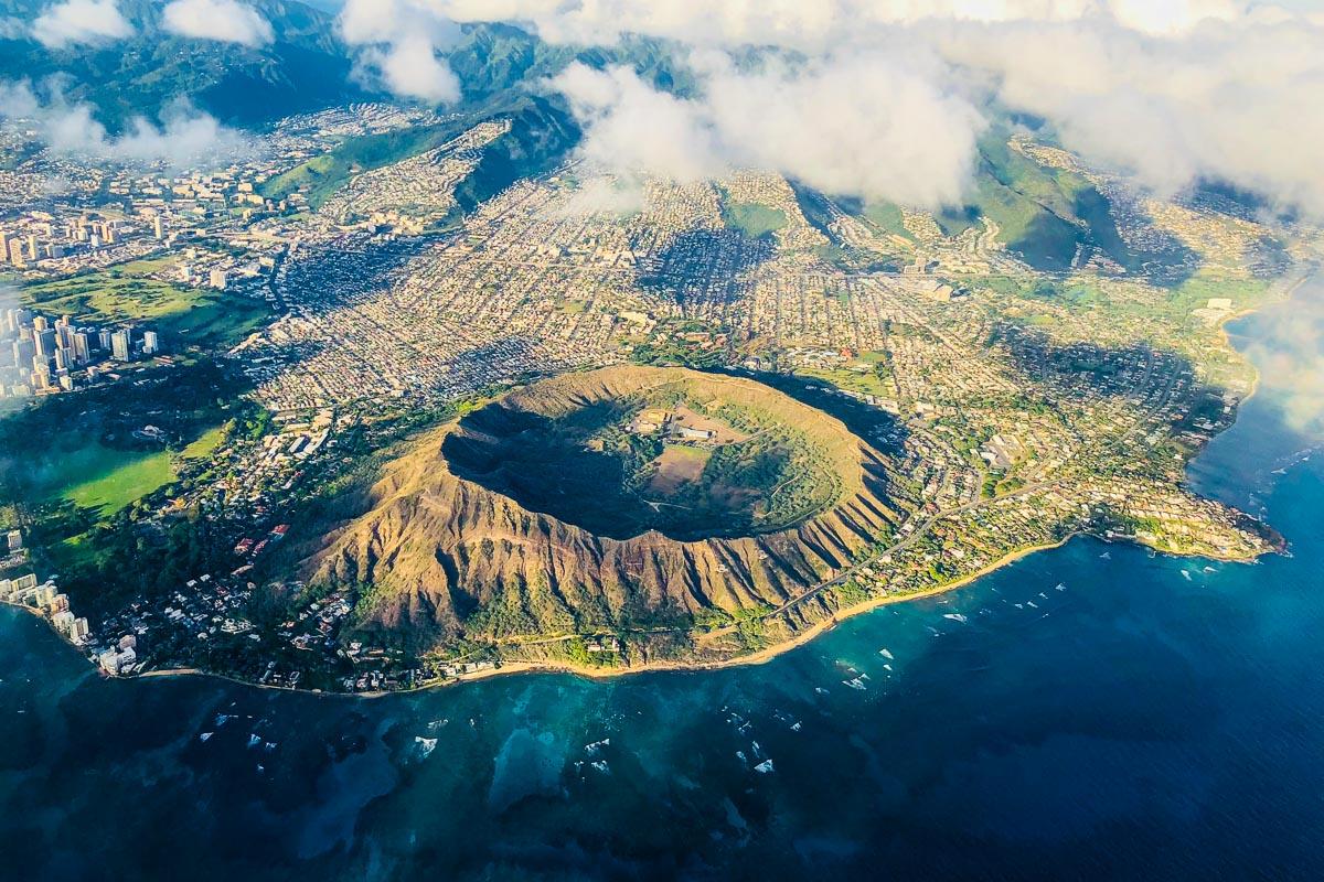 Oahu Diamond Head