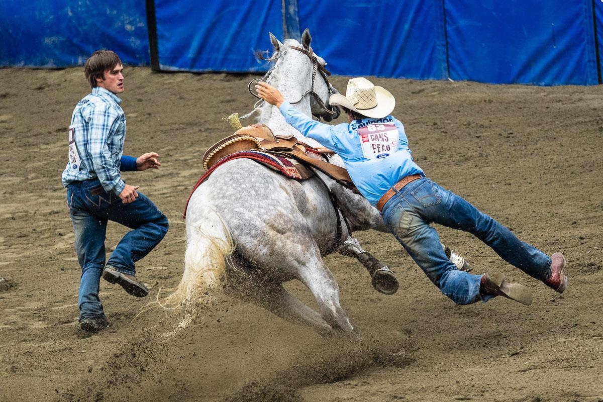 Kanada rodeo