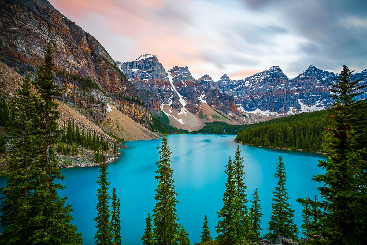Kanada Banff kansallispuisto