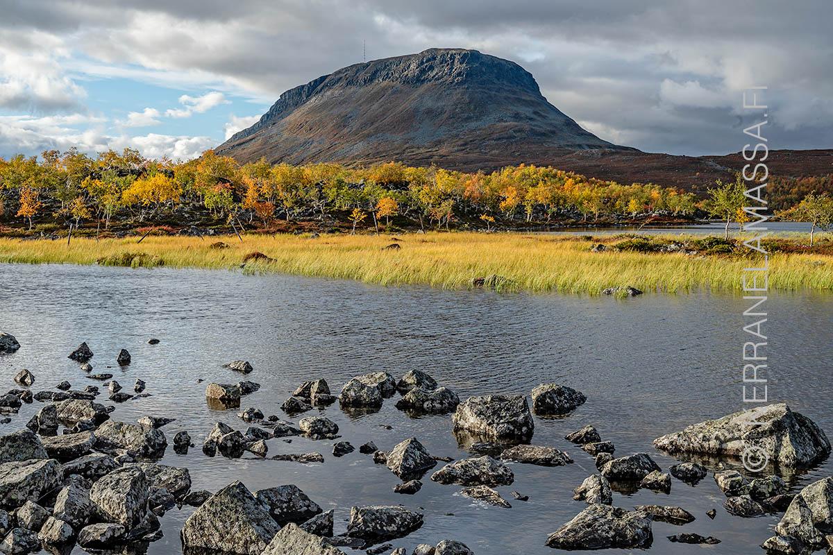 Kilpisjärvi Saana