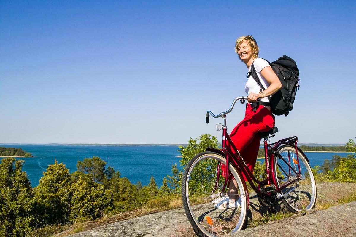 Ahvenanmaa polkupyörä