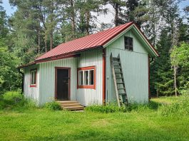 Baddingin talo Somero