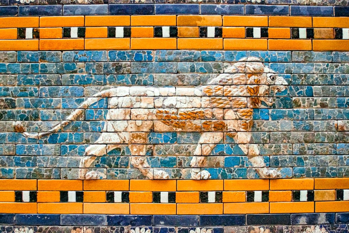 Pergamon museo