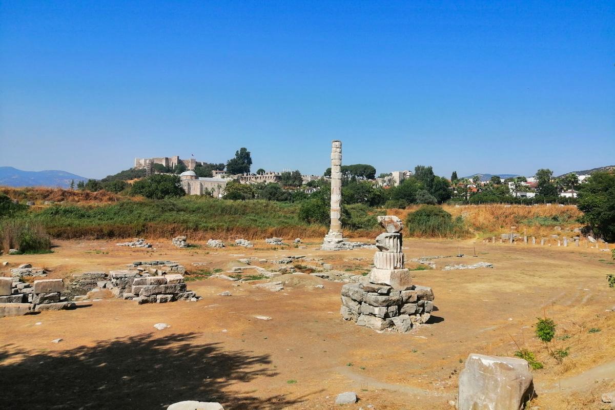 Artemiin temppeli maailman seitsemän ihmettä