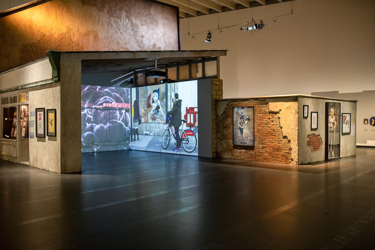 Serlachius museo Gösta näyttely