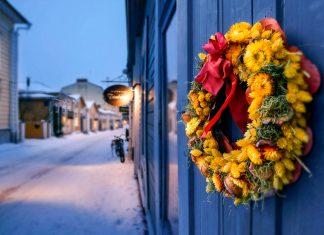 Suomen joulukohteet Porvoo