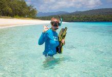 Jaco saari Itä-Timor