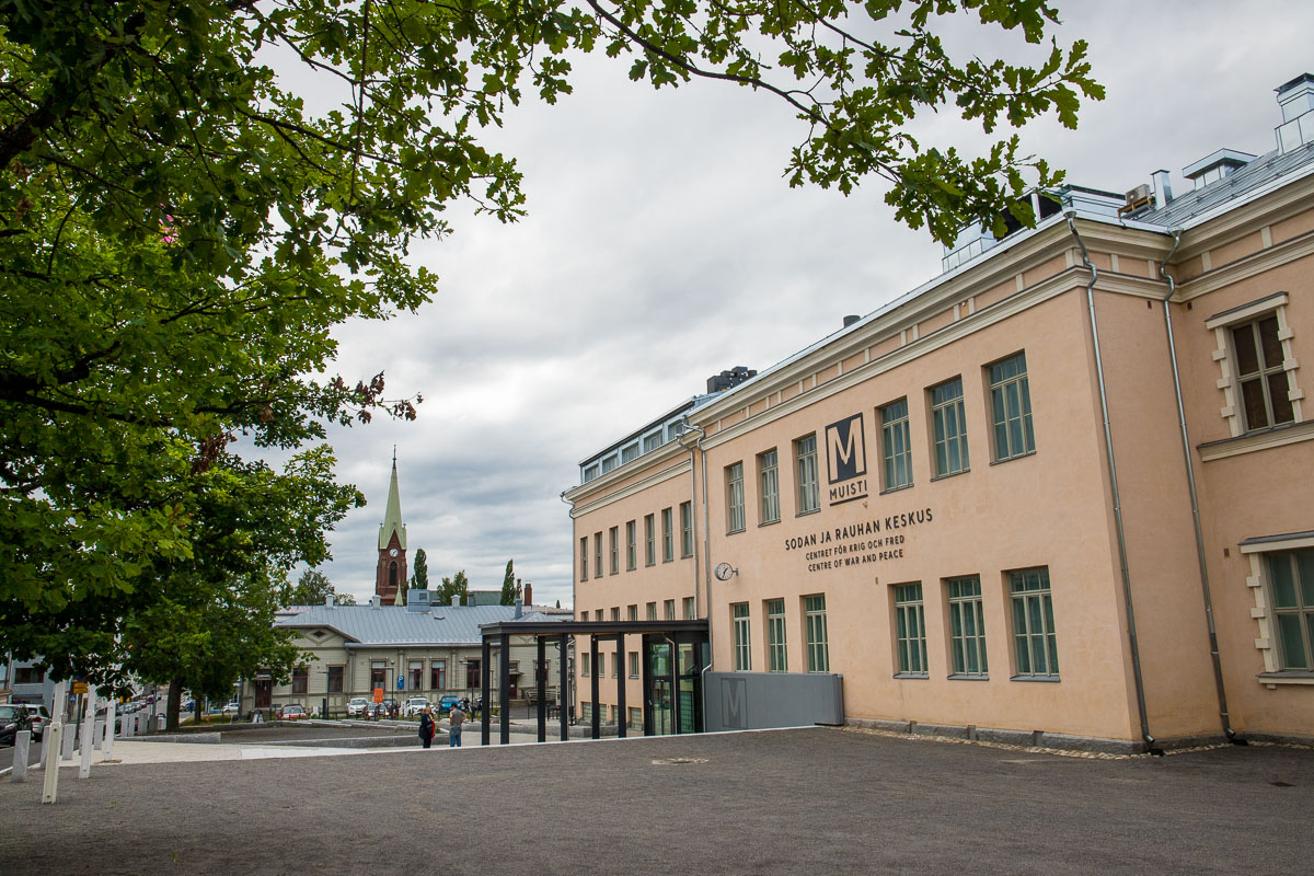 Muisti Mikkeli museo