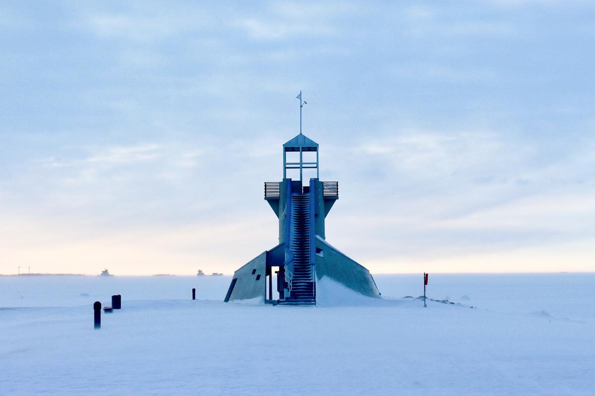 Oulu talvi
